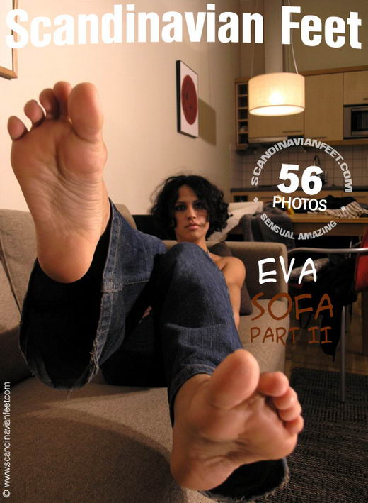 Eva - `Sofa Part II` - for SCANDINAVIANFEET
