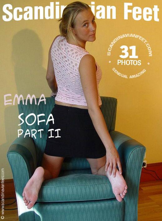 Emma - `Sofa Part II` - for SCANDINAVIANFEET