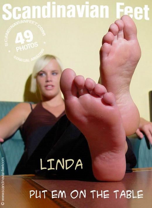 Linda - `Put 'em On The Table` - for SCANDINAVIANFEET