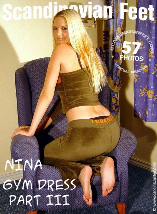 Nina - `Gym Dress Part III` - for SCANDINAVIANFEET