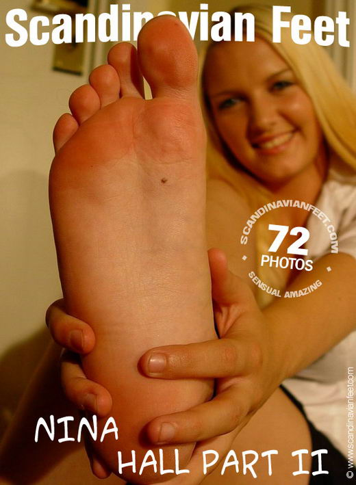 Nina - `Hall Part II` - for SCANDINAVIANFEET