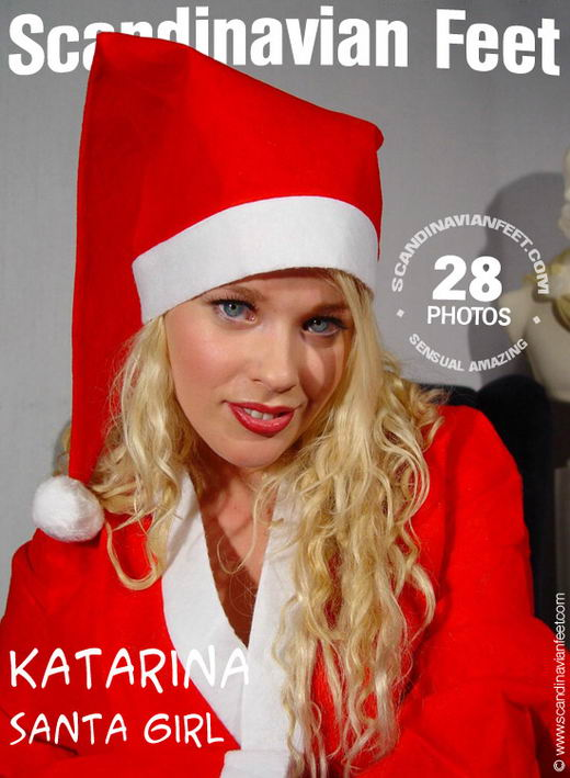 Katarina - `Santa Girl` - for SCANDINAVIANFEET