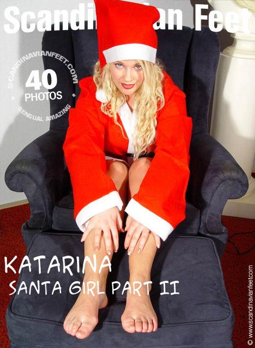 Katarina - `Santa Girl Part II` - for SCANDINAVIANFEET
