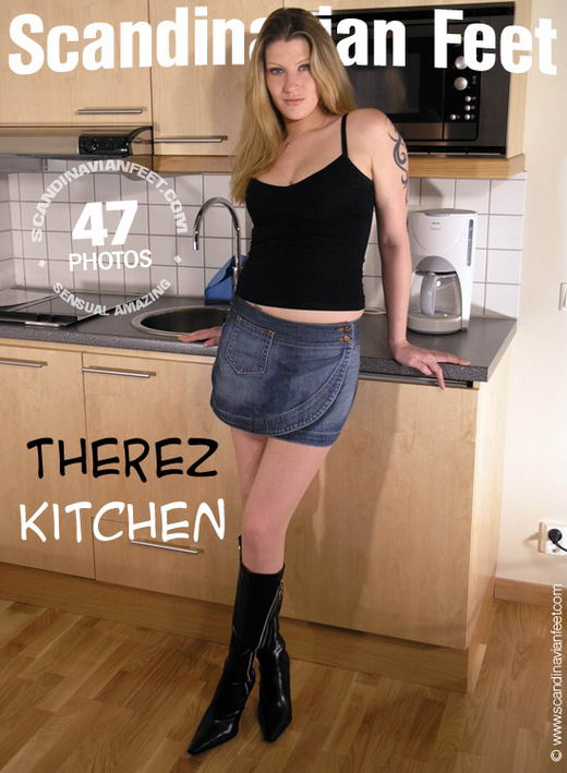 Therez - `Kitchen` - for SCANDINAVIANFEET