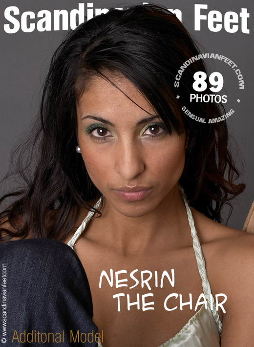 Nesrin - `The Chair` - for SCANDINAVIANFEET