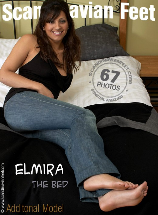 Elmira - `#93 - The Bed` - for SCANDINAVIANFEET