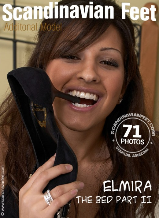 Elmira - `#94 - The Bed - Part 2` - for SCANDINAVIANFEET