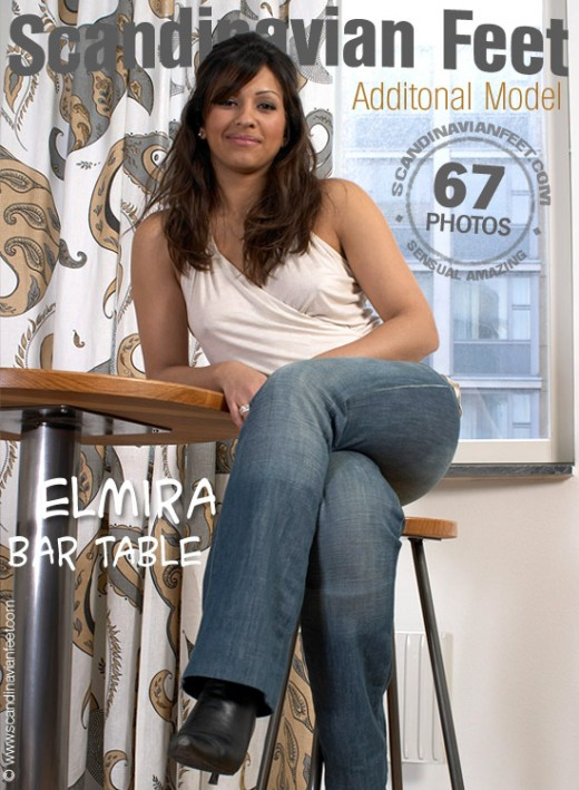 Elmira - `#97 - Bar Table` - for SCANDINAVIANFEET