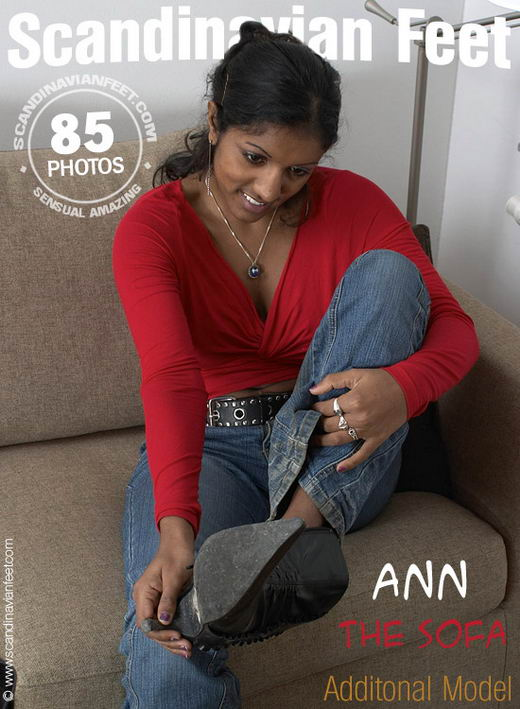 Ann - `The Sofa` - for SCANDINAVIANFEET
