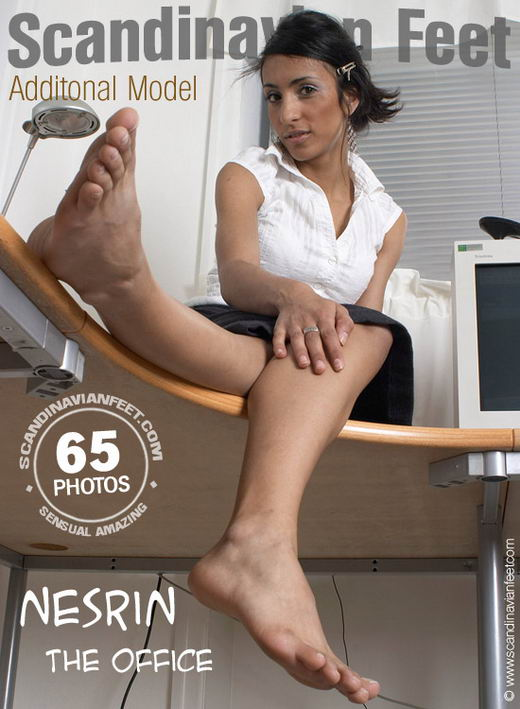 Nesrin - `The Office` - for SCANDINAVIANFEET