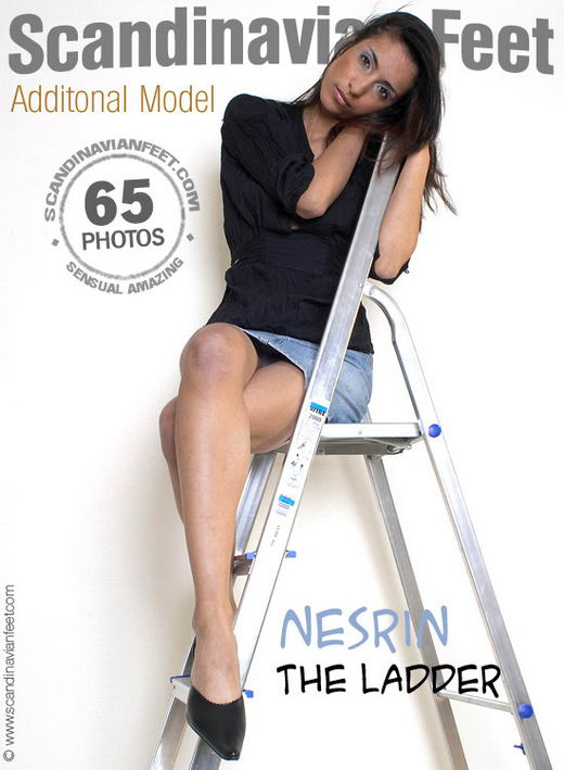 Nesrin - `The Ladder` - for SCANDINAVIANFEET