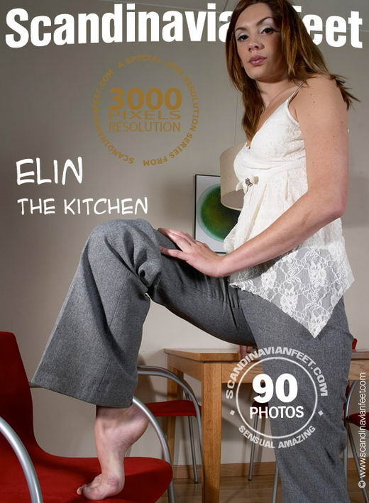 Elin - `The Kitchen` - for SCANDINAVIANFEET