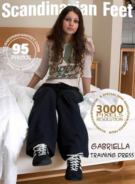 Gabriella - `Training Dress` - for SCANDINAVIANFEET
