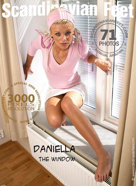 Daniella - `The Window` - for SCANDINAVIANFEET