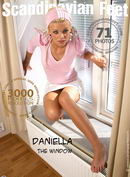 Daniella in The Window gallery from SCANDINAVIANFEET