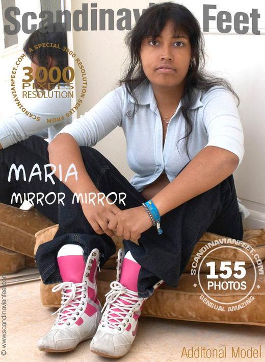 Maria - `Mirror Mirror` - for SCANDINAVIANFEET
