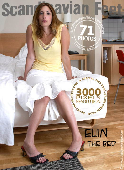 Elin - `The Bed` - for SCANDINAVIANFEET