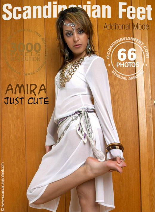 Amira - `Just Cute` - for SCANDINAVIANFEET