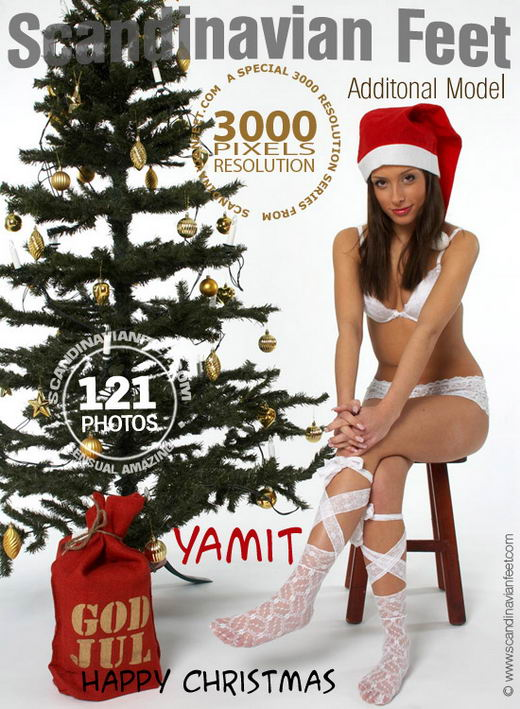 Yamit - `Happy Christmas` - for SCANDINAVIANFEET