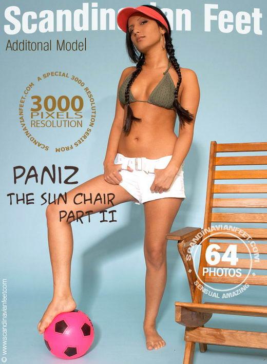 Paniz - `The Sun Chair Part II` - for SCANDINAVIANFEET