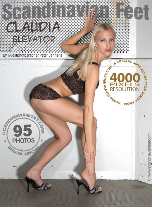 Claudia - `Elevator` - for SCANDINAVIANFEET