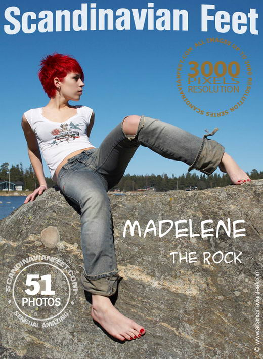 Madelene - `The Rock` - for SCANDINAVIANFEET