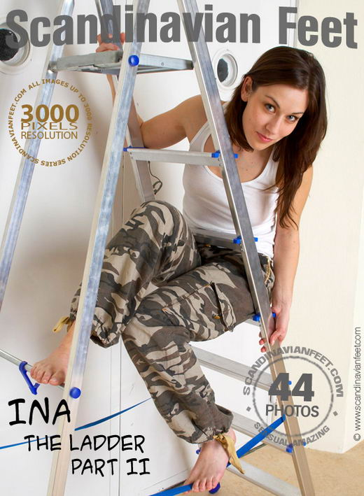 Ina - `The Ladder Part II` - for SCANDINAVIANFEET