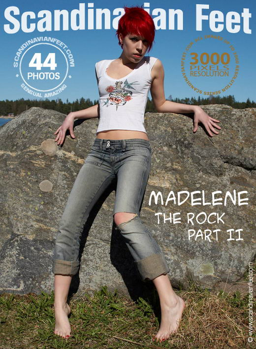 Madelene - `The Rock Part II` - for SCANDINAVIANFEET