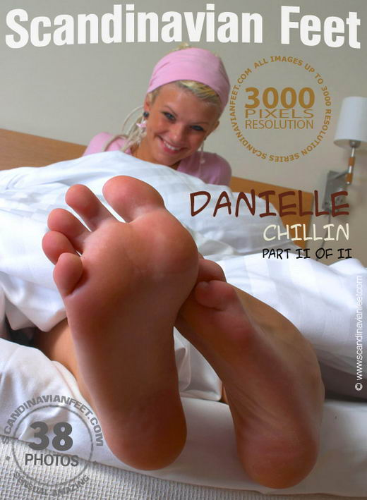 Danielle - `Chillin Part II` - for SCANDINAVIANFEET