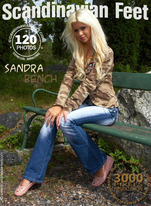 Sandra - `Bench` - for SCANDINAVIANFEET