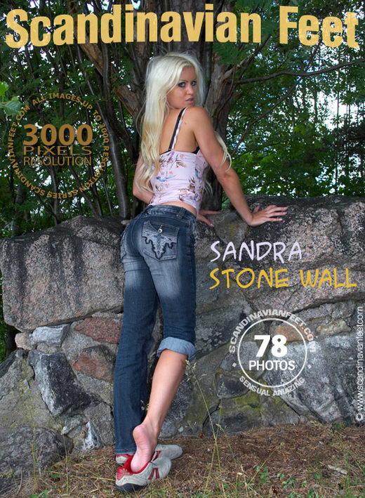Sandra - `Stone Wall` - for SCANDINAVIANFEET