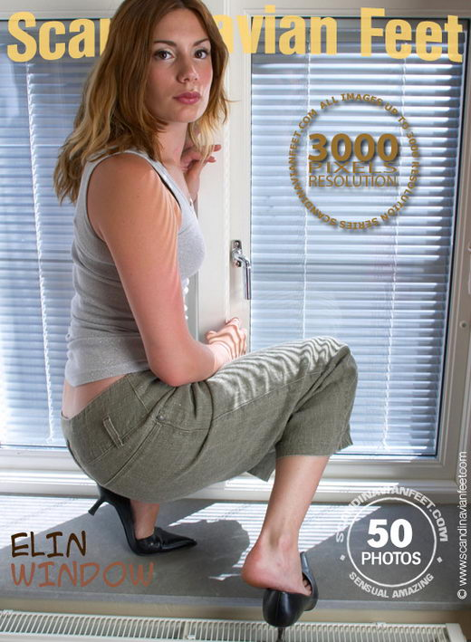Elin - `Window` - for SCANDINAVIANFEET