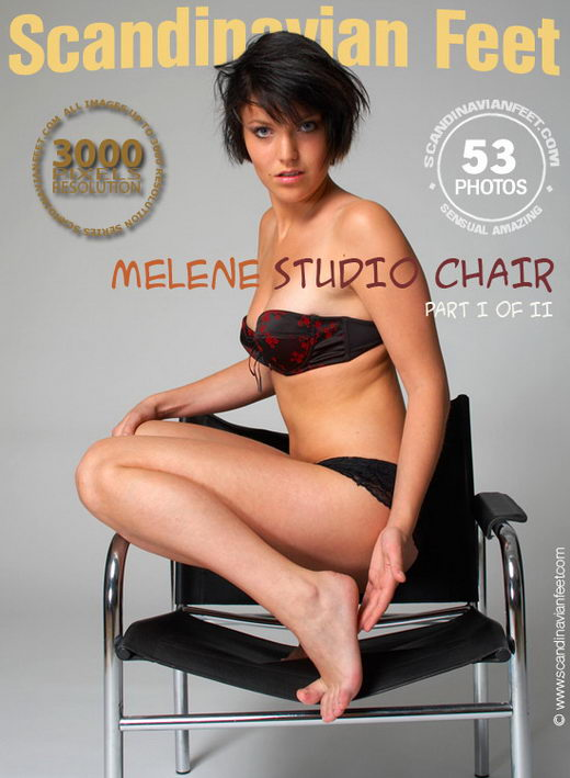 Melene - `Studio Chair` - for SCANDINAVIANFEET