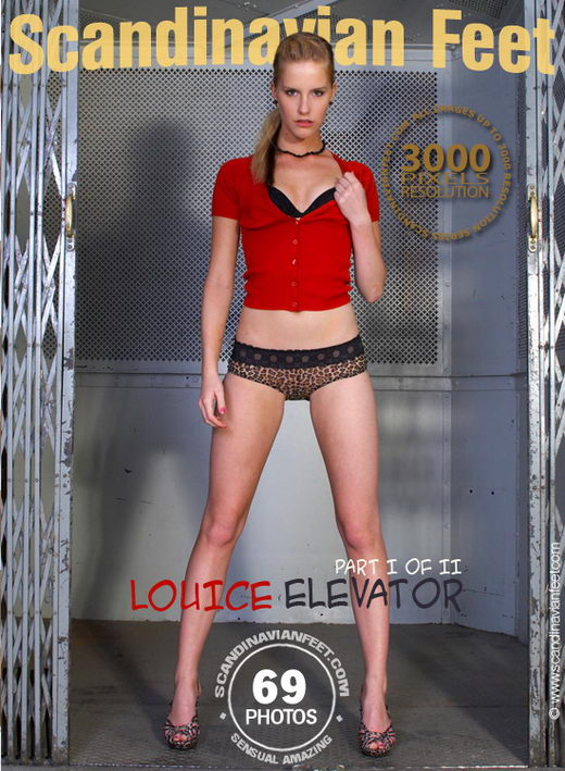 Louice - `Elevator` - for SCANDINAVIANFEET