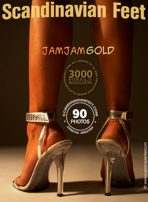 Jamjam - `Gold` - for SCANDINAVIANFEET