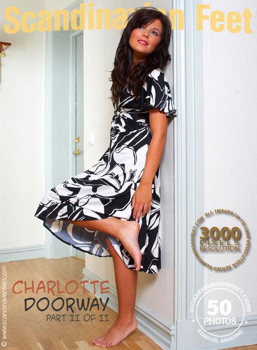 Charlotte - `Doorway - Part 2` - for SCANDINAVIANFEET