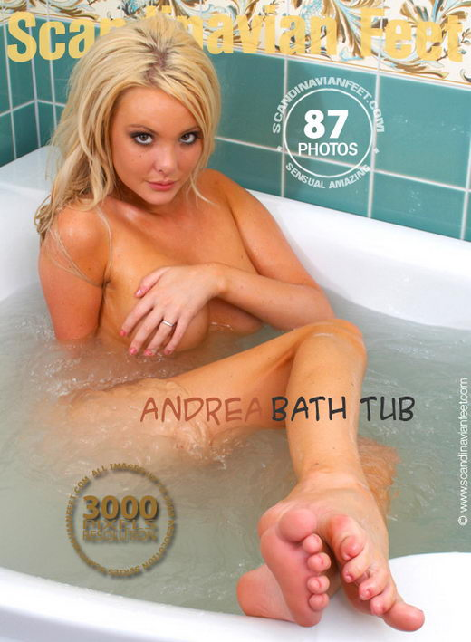 Andrea - `Bath Tub` - for SCANDINAVIANFEET