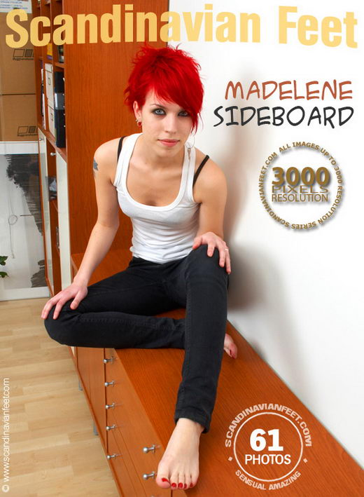 Madelene - `Sideboard` - for SCANDINAVIANFEET