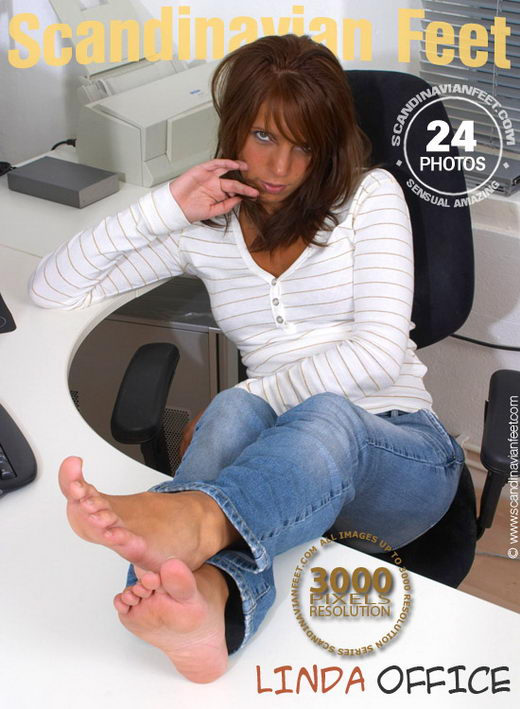 Linda - `Office` - for SCANDINAVIANFEET