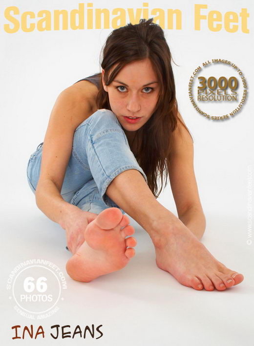Ina - `Jeans` - for SCANDINAVIANFEET