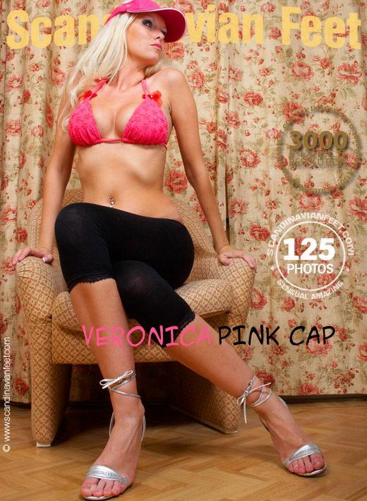 Veronica - `Pink Cap` - for SCANDINAVIANFEET