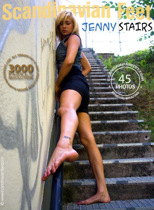 Jenny - `Stairs` - for SCANDINAVIANFEET