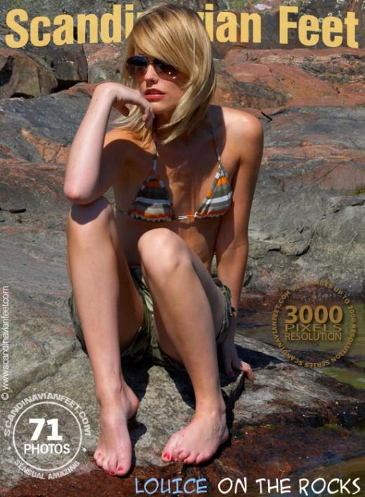 Louice - `On The Rocks` - for SCANDINAVIANFEET