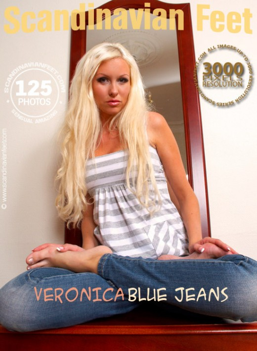 Veronica - `Blue Jeans` - for SCANDINAVIANFEET