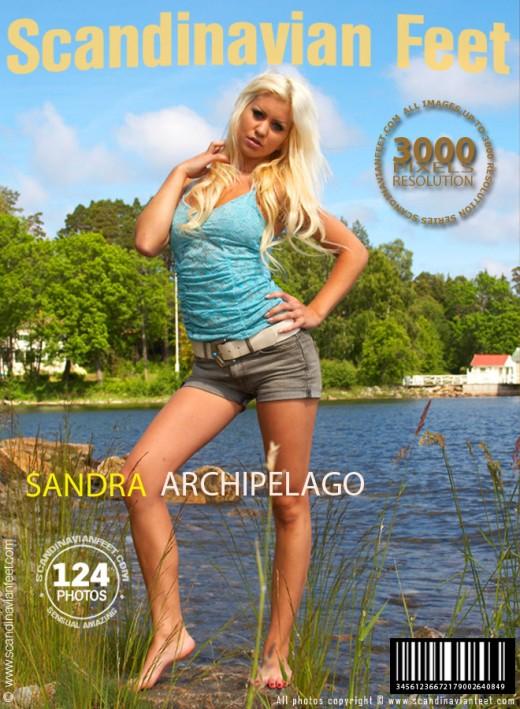 Sandra - `Archipelago` - for SCANDINAVIANFEET