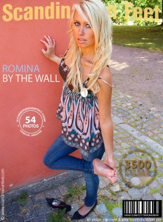 Romina - `By The Wall` - for SCANDINAVIANFEET