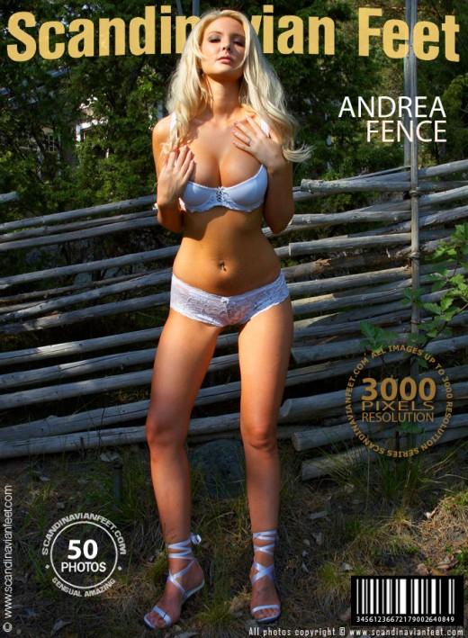 Andrea - `Fence` - for SCANDINAVIANFEET