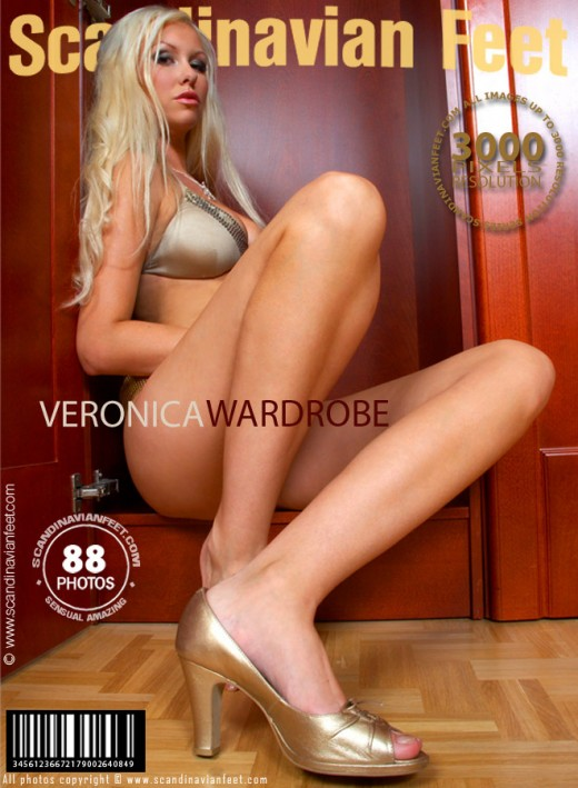 Veronica - `Wardrobe` - for SCANDINAVIANFEET
