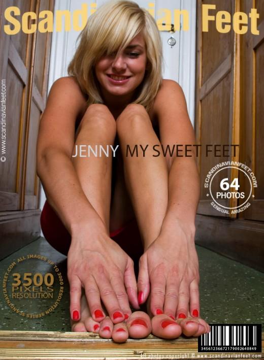 Jenny - `My Sweet Feet` - for SCANDINAVIANFEET