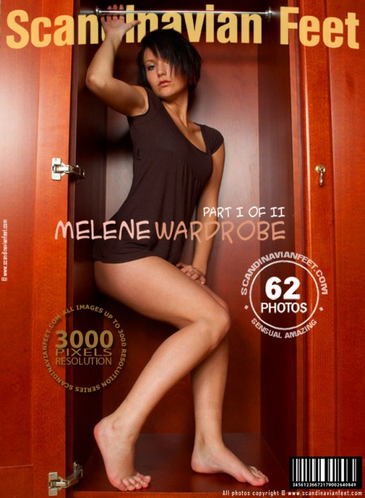 Melene - `Wardrobe - Part 1` - for SCANDINAVIANFEET